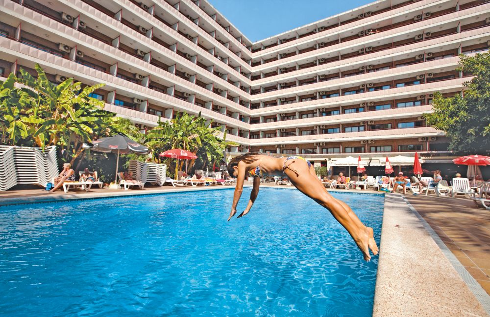 Hotel Benilux Benidorm Espagne