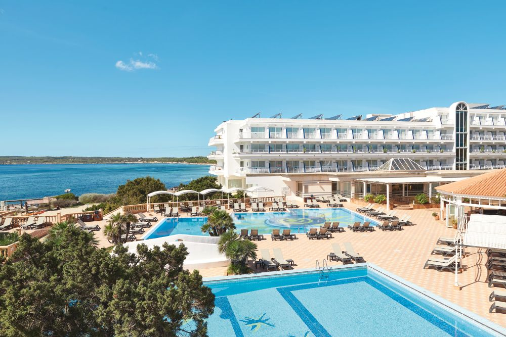 Insotel hotel formentera playa in ibiza jetair jetair for Hotels formentera