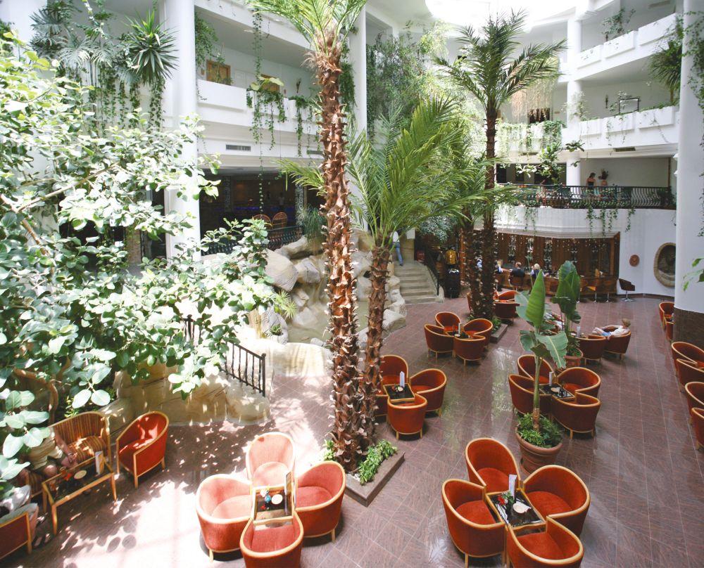 hammamet garden resort:
