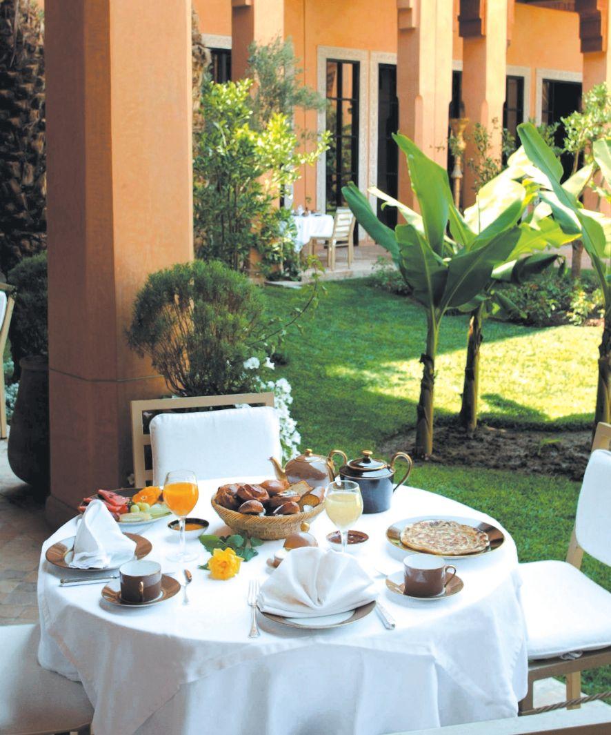 Hotel les jardins de la koutoubia in marrakech jetair for Jardin koutoubia