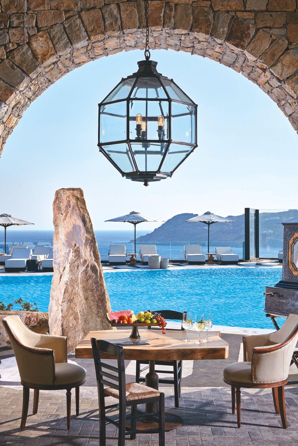 Royal Myconian Resort In Mykonos