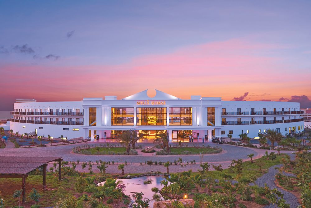 Hotel Melia Dunas Beach Resort Sal
