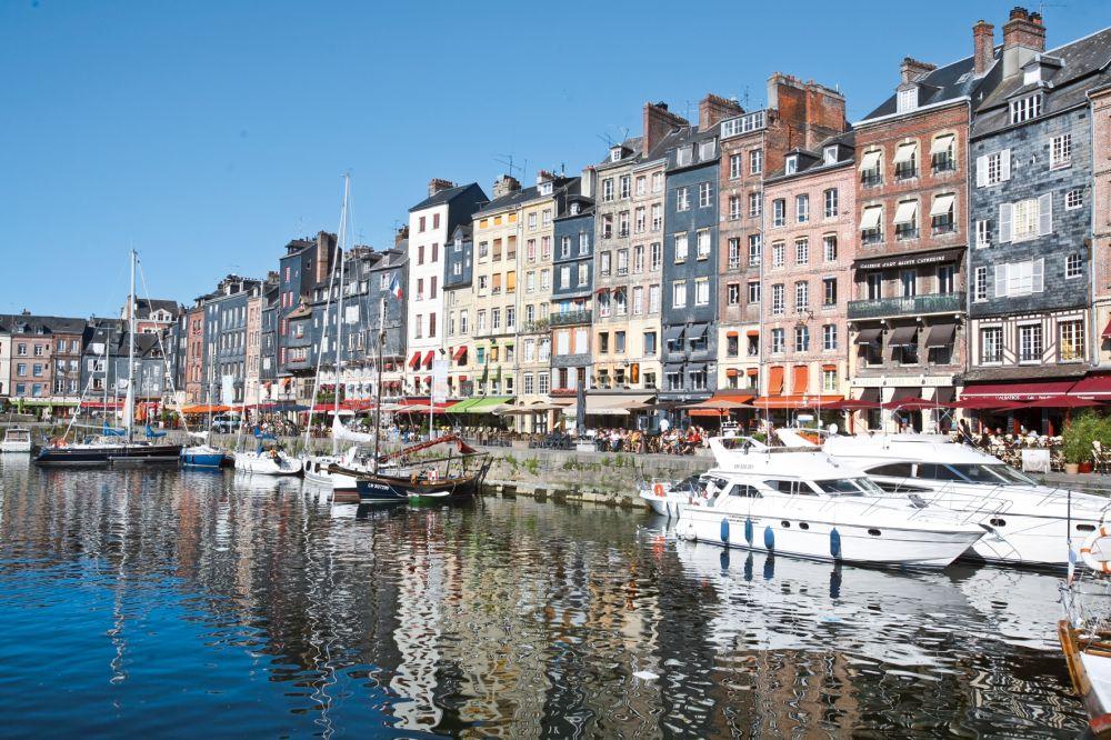 Location Vacances Hotel Restaurant Port De Honfleur
