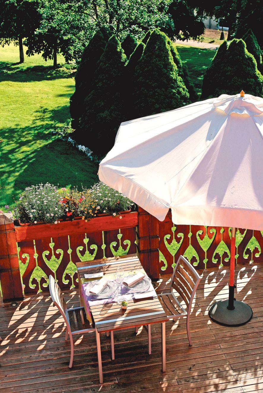 Hotel Les Jardins De Sophie In Elzas En Vogezen Jetair