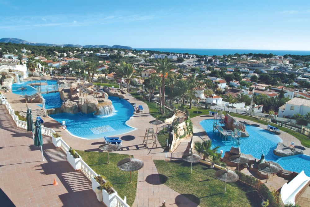 Ar imperial park resort in costa blanca jetair jetair for Bourges appart hotel