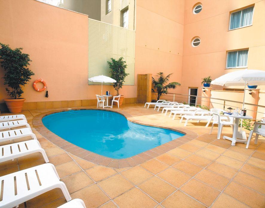 Hotel Montblanc Barcelone