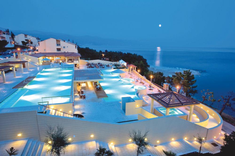 Hotel En Croatie Bord De Mer
