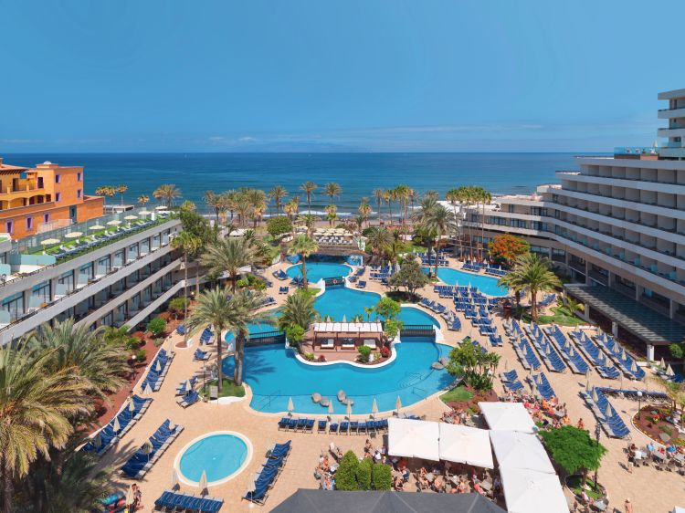 Hotel H10 Conquistador In Tenerife Jetair Jetair Wordt Tui