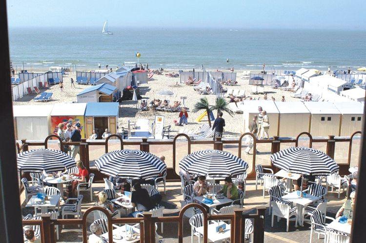 Hotel Cote Belge Avec Vue Sur Mer