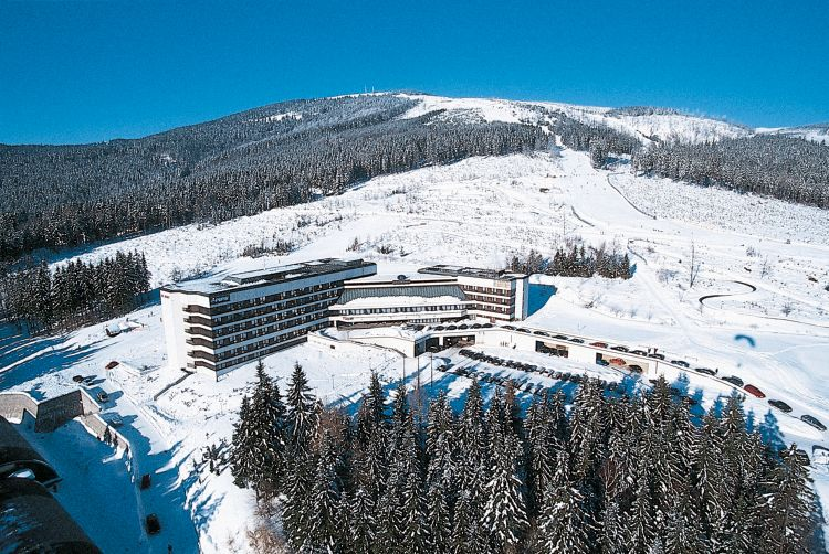 Harmony club hotel in monts des g ants jetair for Harmony hotel paris