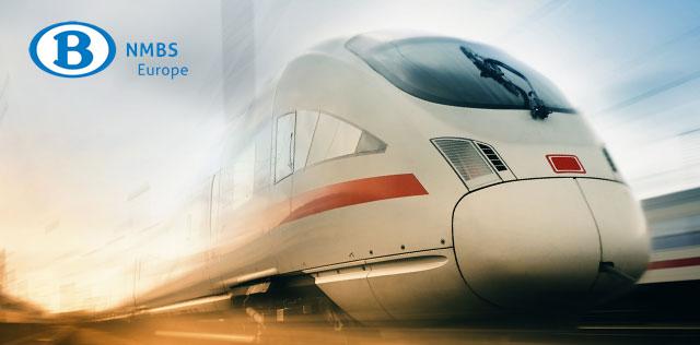 Luchthavenvervoer per trein